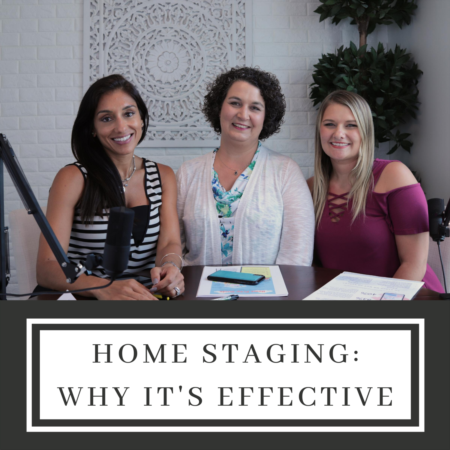 Home Staging with Flavia Barrial, Michele Carpenter, Chaleah Gehrman