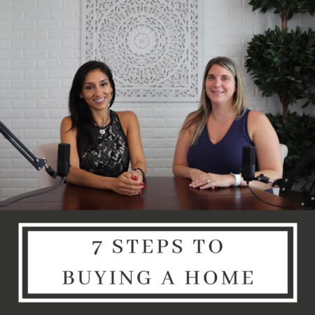7 Easy Steps to Buying a Home