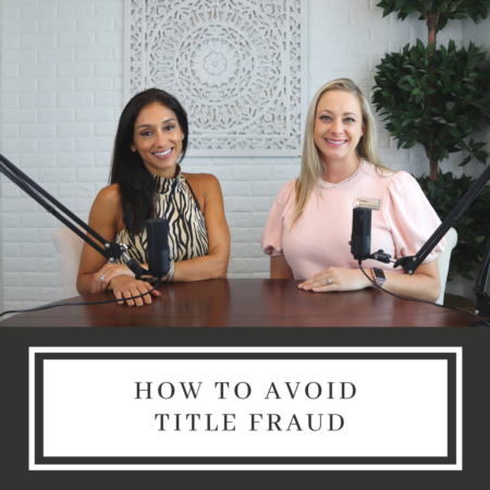 How to Avoid Title Fraud