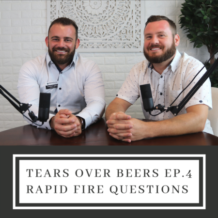 Tears Over Beers Ep. 4: Rapid Fire Questions
