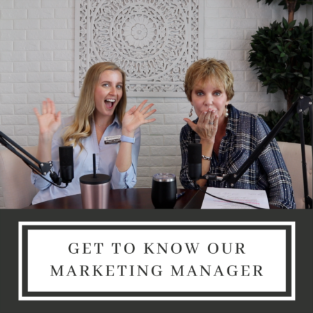 Get to Know Our Marketing Manager!