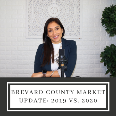 Brevard County Market Update: 2019 vs. 2020