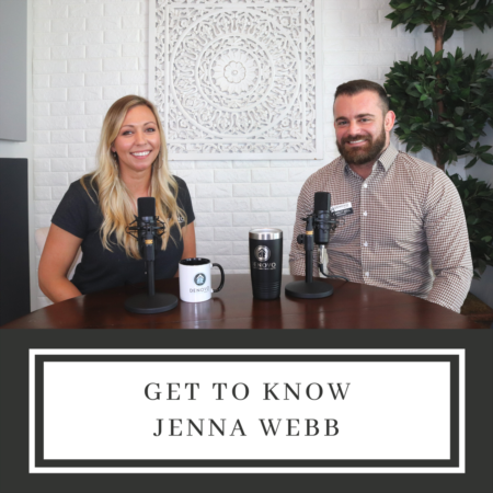 Get to Know Jenna Webb!
