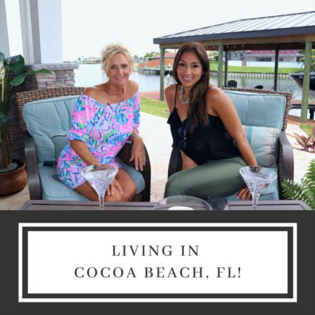 Living In Cocoa Beach, FL!