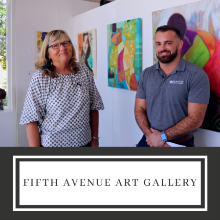 Local Business Spotlight: Fifth Avenue Art Gallery in EGAD!