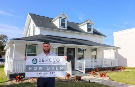 Denovo Realty is Officially Open!