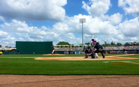 Spring Training in Fort Myers