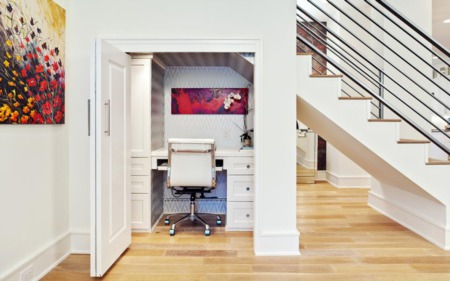 7 Creative Home Office Transformations