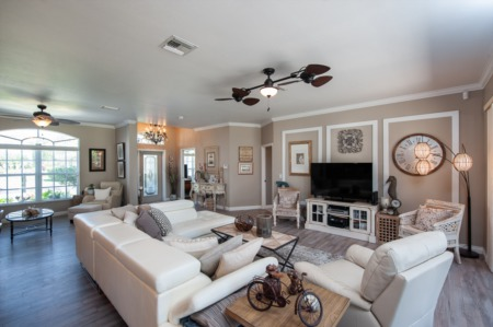 Before & After - Fabulous Fort Myers Home Makeover