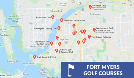 Fort Myers Golf Courses & Communities