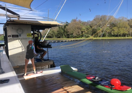 Wakeboarding in North Fort Myers