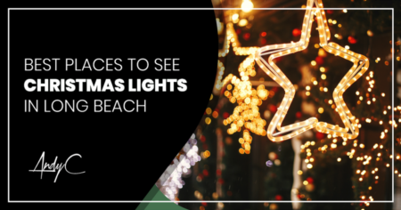 Best Places To See Christmas Lights in Long Beach