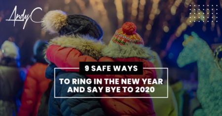 9 Safe Ways To Ring In The New Year And Say Bye To 2020