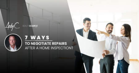 7 Ways To Negotiate Repairs After A Home Inspection