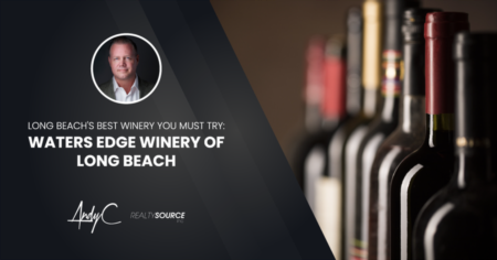 Long Beach's Best Winery You MUST Try: Waters Edge Winery of Long Beach