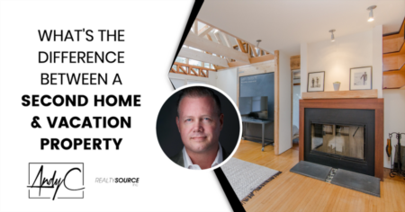 What's The Difference Between A Second Home & Vacation Property