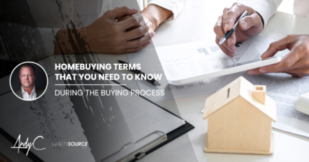 Homebuying Terms That You NEED To Know During The Buying Process