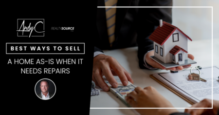 Best Ways To Sell A Home As-Is When It Needs Repairs