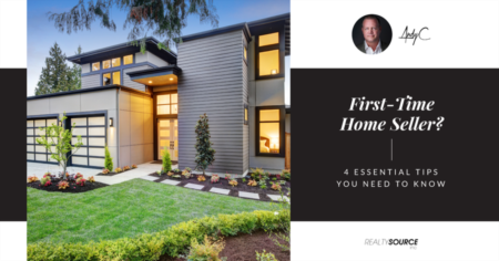 First-Time Home Seller? 4 Essential Tips You Need To Know