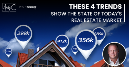 These 4 Trends Show The State of Today's Real Estate Market