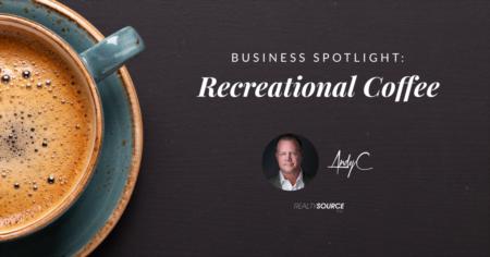 Business Spotlight: Recreational Coffee