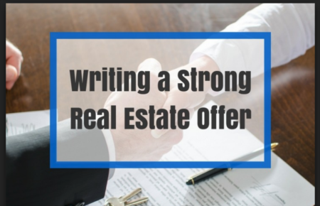 Writing a Strong Offer | The Reference Blog