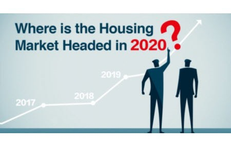 Where Are Home Prices Heading in 2020