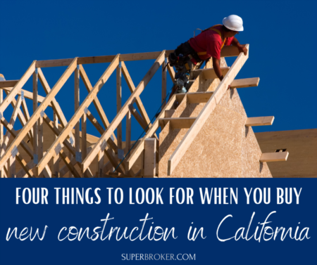4 Things to Look for When You're Buying New Construction in Lakewood or Long Beach