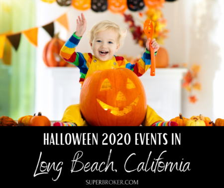 Halloween Events in Long Beach, CA for 2020