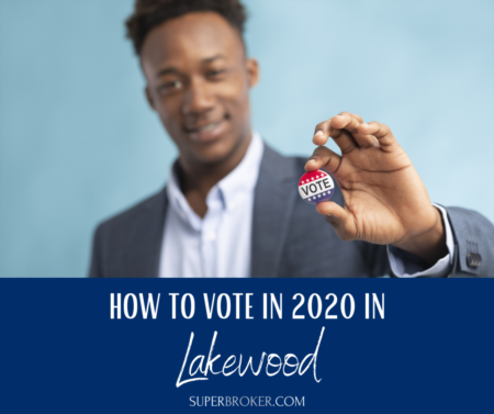 How to Vote in Lakewood