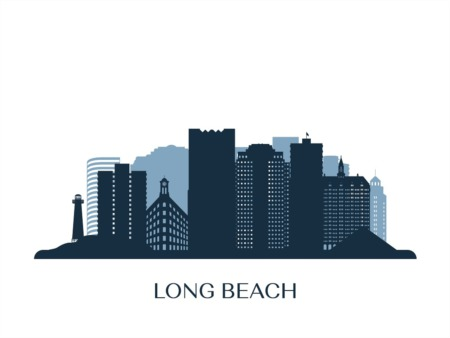 What is the Pyramid in Long Beach?