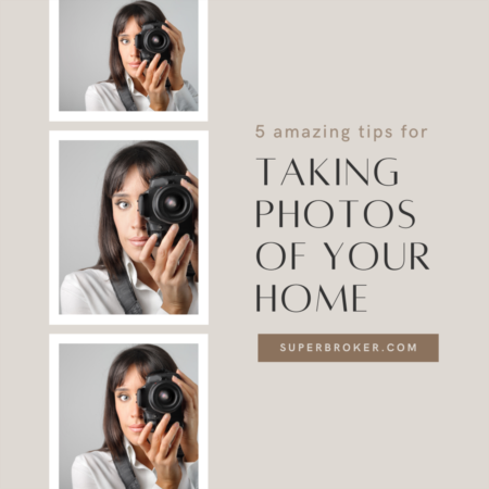 5 Tips for Taking Spectacular Photos of Your Home