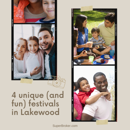 4 Unique Festivals Only in Lakewood