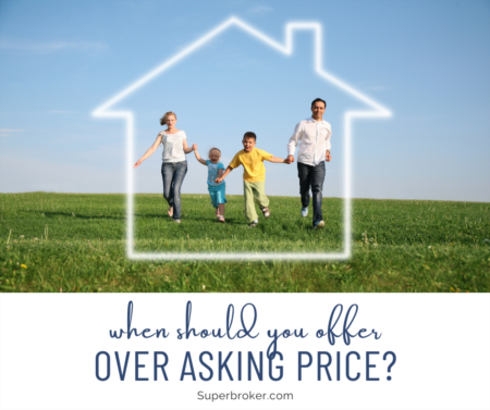 When Should You Offer Over Asking Price on a Lakewood Home for Sale?
