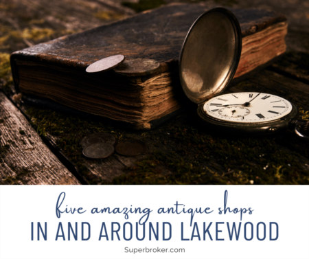 5 Great Antique Shops Near Lakewood