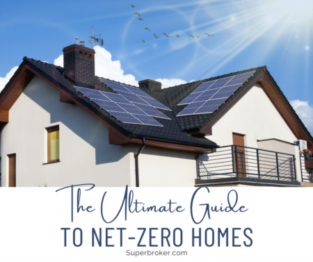 The Ultimate Guide to Net-Zero Homes