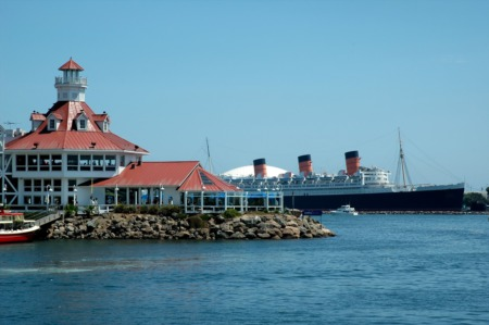 The Queen Mary: A Piece of Long Beach History