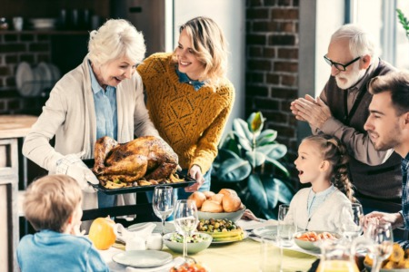 Over the River and Through the Woods… Thanksgiving Traditions for Lasting Memories