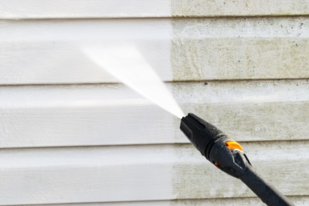 3 Reasons You Should Never Power-Wash Your Home
