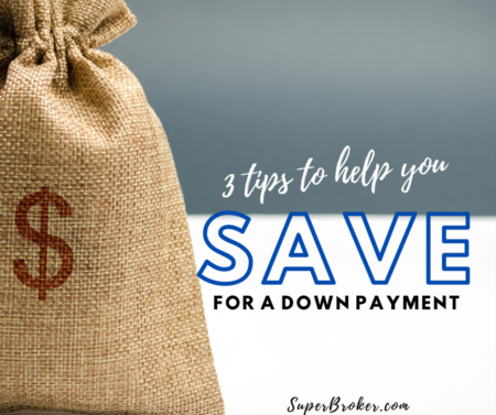 Saving for a Down Payment: 3 Tips You Can Use Today