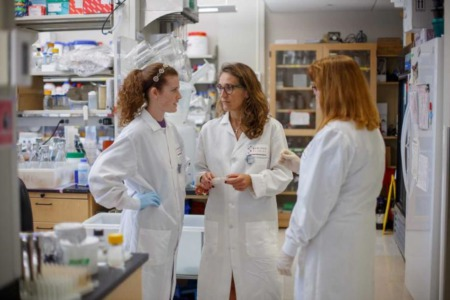 The Women At Scripps Research in Jupiter are Changing Science