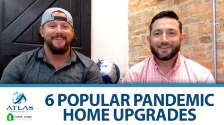 The 6 Most Popular Pandemic Home Improvements