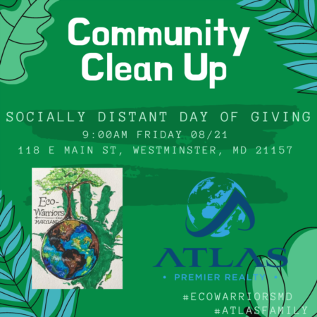Atlas Clean Up Day 2020