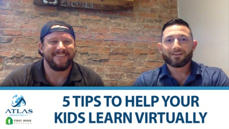 A Few Tips for Parenting in a Virtual Learning World