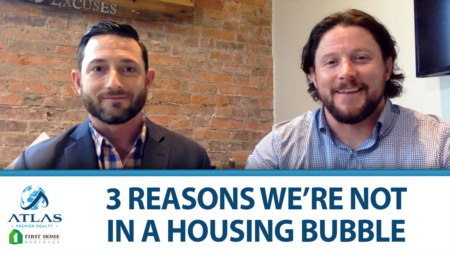 Don't Worry—We're Not in a Housing Bubble