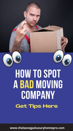 How to Recognize a Bad Moving Company