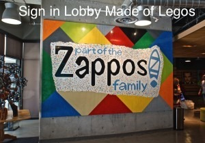 Things To Do In Las Vegas - Zappos Tour
