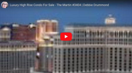 The Martin Luxury High Rise Condo For Sale, 4471 Dean Martin, #3404