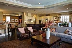 Toll Bros Luxury Homes in the Paseos of Summerlin