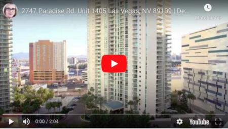 2747 Paradise Rd, #1405, Las Vegas, NV 89109